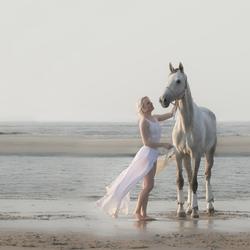 Sprookje op het strand