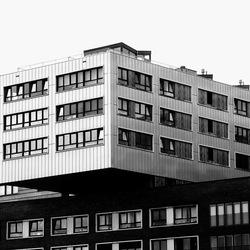 gebouwen in Amsterdam