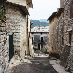 Italiaans straatje.