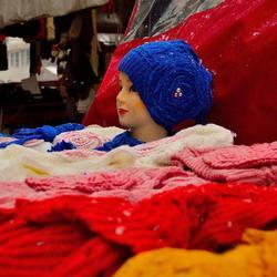 kleuren op de markt