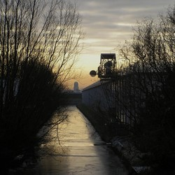 blik op watertoren Naaldwijk voor Mollie69