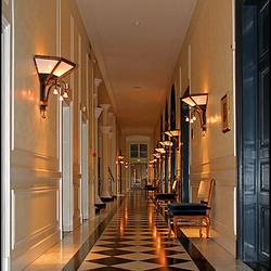 the corridor ...