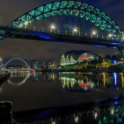 Bruggen in Newcastle
