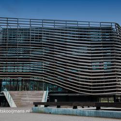 Wetsus gebouw te Leeuwarden