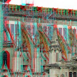 restoration Notre-Dame Paris 3D