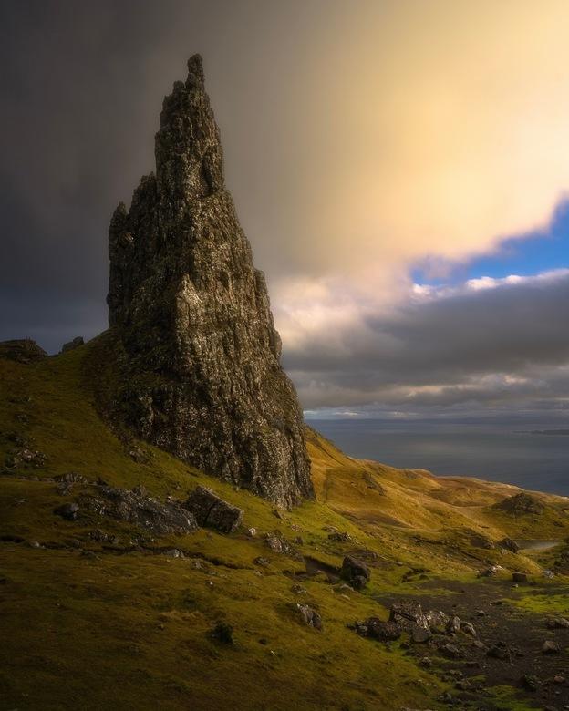 Old man of Storr, isle of Skye - Old man of Storr