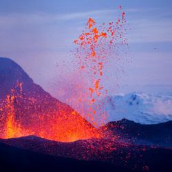 IJslands vuurwerk