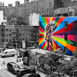 High Line Park Art