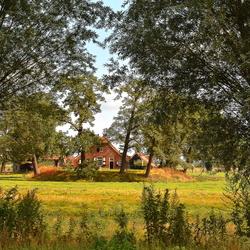 DSC_3830  Coulissen landschap.