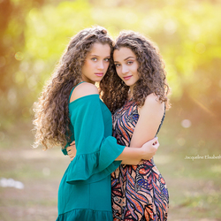 Sisters are like flowers in the garden of life