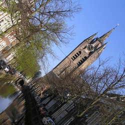 Expres Scheve toren in Delft