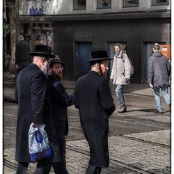 Orthodox shuffle