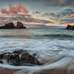Porthcothan Bay sunrise