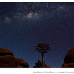 Milky way at Giants playground