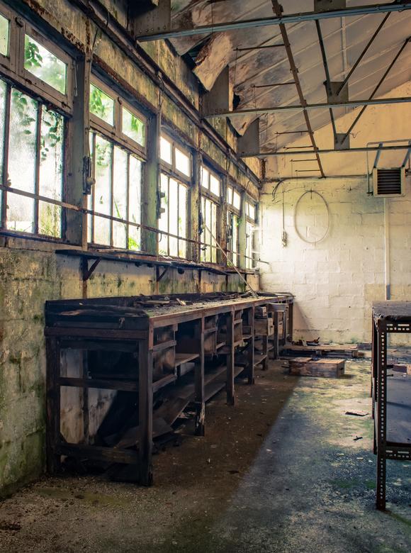 Verlaten Fabriek -
