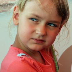 Het meisje met de mooie ogen