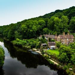 View from Ironbridge