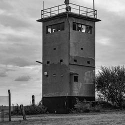 DDR Wachttoren.