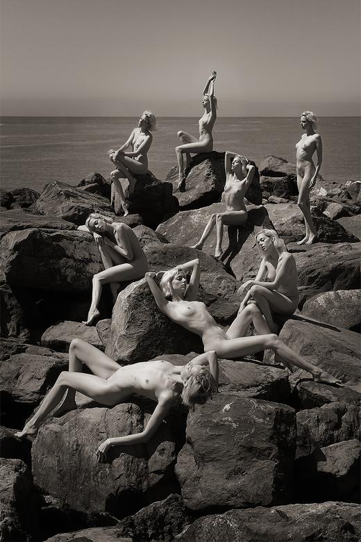 On the rocks -