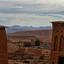 Atlas view. Marokko.