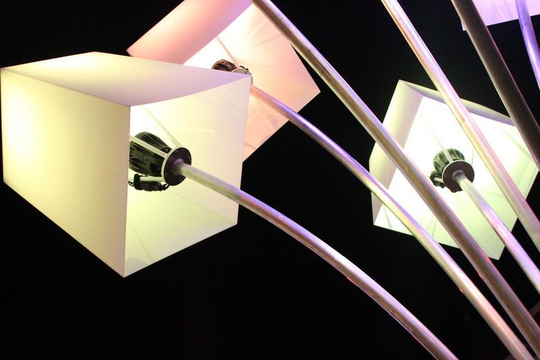 Glow 2012 - Lampen in het donker!