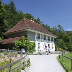 Freilichtmuseum Ballenberg Zwitserland
