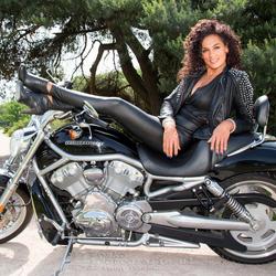 Beauty and her Bike