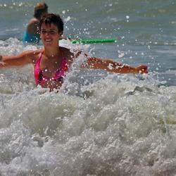 Een........... zomer duik.