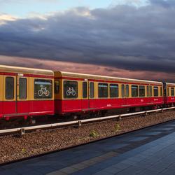 Station Jungfernheide Berlin