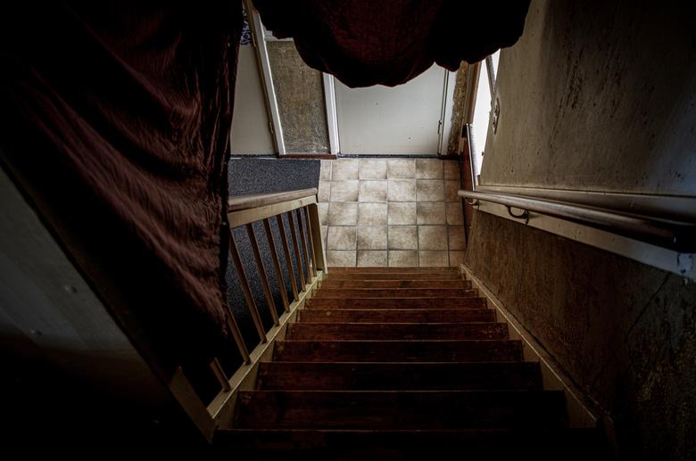 abandoned - trap -