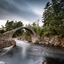 Old Packhorse Bridge