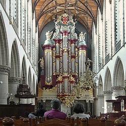 St. Bavo, Müllerorgel
