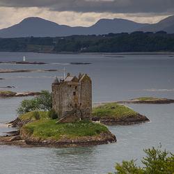 Schotland 4 Castle Stalker