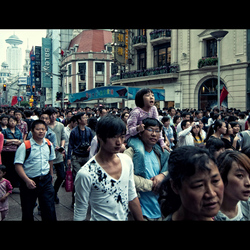 Shanghai Streets #5