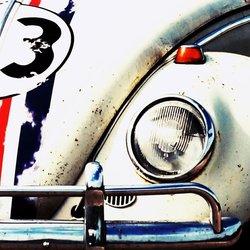 Herbie 53 VW Kever.