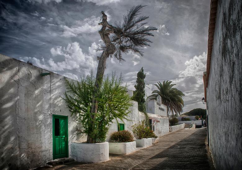 straatje Lanzarote - straatje Lanzarote 2019