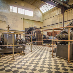 oude stoommachines