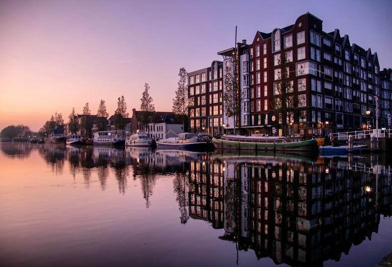 Alkmaar - Deze heb ik gisterochtend genomen vroeg in de ochtend in Alkmaar