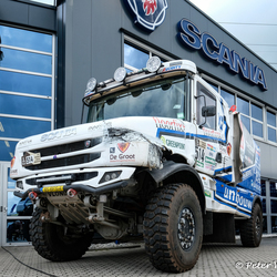 Dakar Scania Torpedo