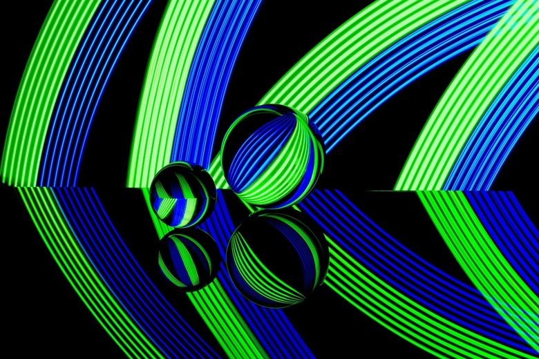 lightpainting 4 -
