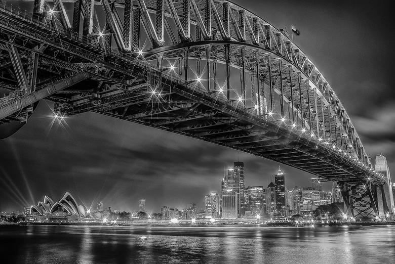 Sydney in silver