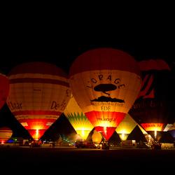 Nightglow Ballonfiësta Barneveld