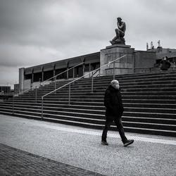 Charleroi - De Mijnwerker