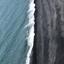 blauw wit zwart