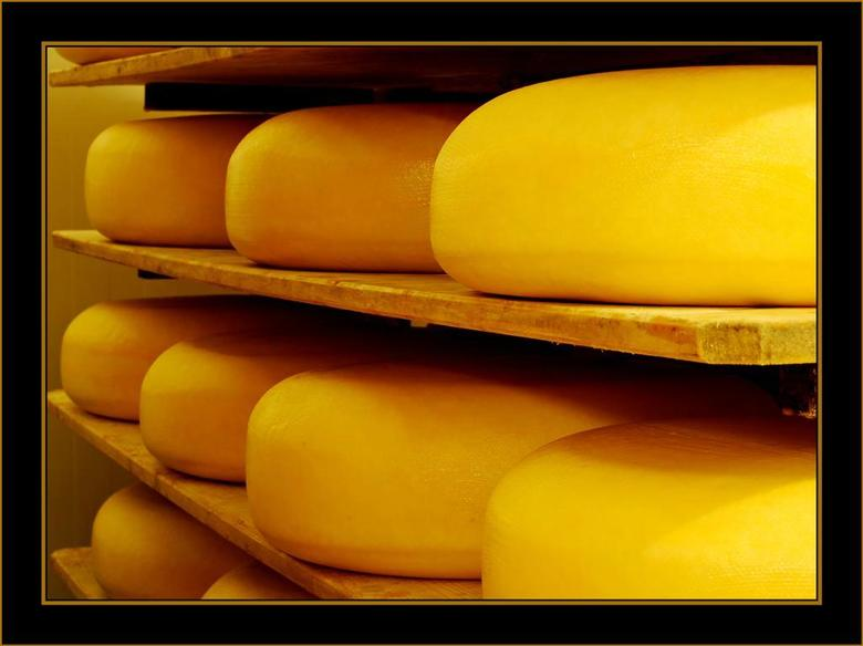 "Rijpende kazen... - Vorige week kwam ik toevallig langs een kaasmakerij in Giessenburg. En óók toevallig had ik m&#039;n camera bij me... <img  src=""/"