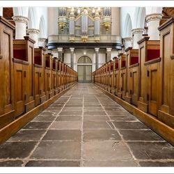 Oude kerk Delft