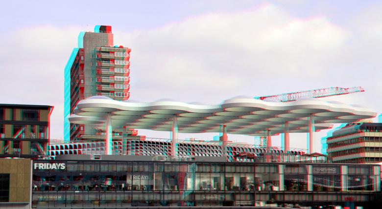 Hoog Catharijne Utrecht 3D - Hoog Catharijne Utrecht 3D