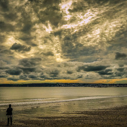Langs de kust van Cornwall