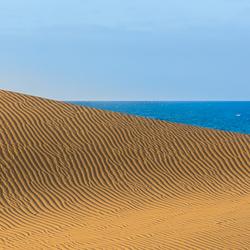zand, zee, lucht