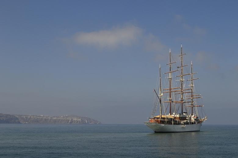 Boottocht Santorini -